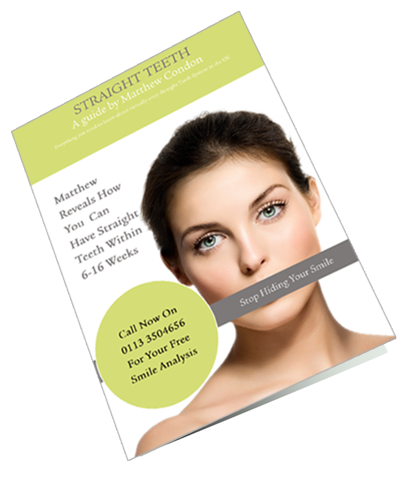 Complete The Form To Get Your Free Guide To Straighter Teeth