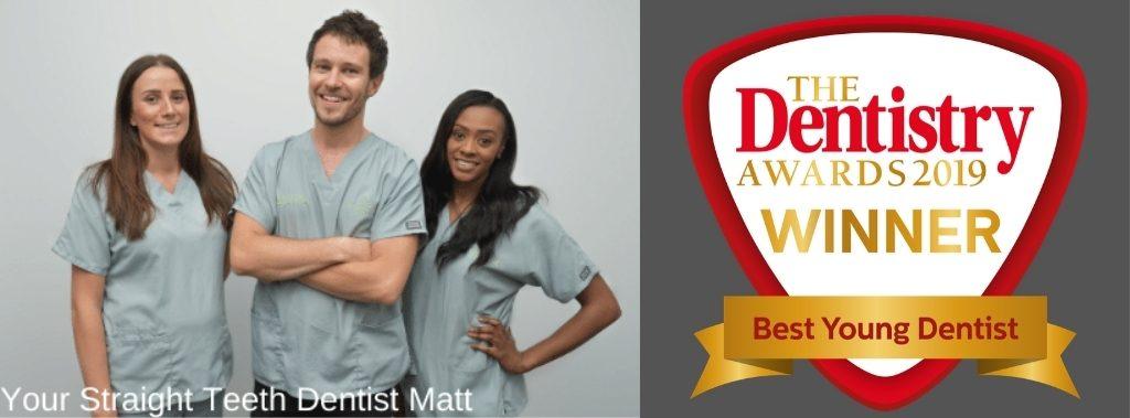 award winning dentist farsley- matt